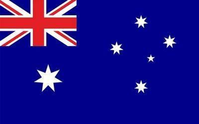 Флаг Австралии купить в Москве